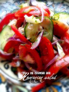 Romanians' salad