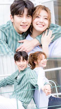Korean Drama Best, Korean Drama Movies, Korean Dramas, K Drama, Drama Fever, Korean Actresses, Korean Actors, Romance, Suspicious Partner Kdrama