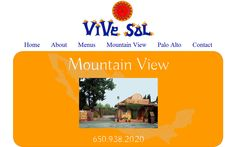 Vive Sol in Mountain View, CA has the most amazing Mexican food. They have dishes with a guajillo sauce that will make you want to slap every mamma! http://www.vivesol.biz/mountainview/