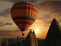 Cappadocia  is Persian for the '' the land of the beautiful horses'' .It is an enchanting open air museum and  an unparaleled example of the common cultural and natural heritage of humanity.  http://www.turkeytraveladvisory.com/turkey_tours/details/turkey_travel_destinations/4/Cappadocia/