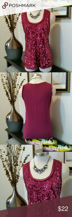 LOFT ...NEW LISTING..BEAUTIFUL TOP ...ADDING INFO SOON..EXCELLENT CONDITION  ...NORMAL WEAR...NO FLAWS ...LOOSE FEEL  ...COLOR....FUSHIA .. ...4 PIC ...TRUE COLOR... LOFT Tops Blouses