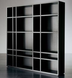 Lana - #Bookcases - Meridiani Srl