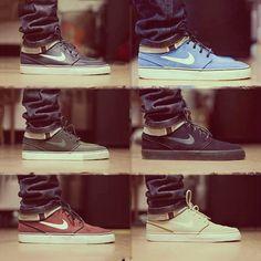 Nike Hombre Moda