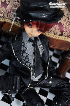 MD000098 - Black Paradise [MD000098] - $89.90 : DollHeart