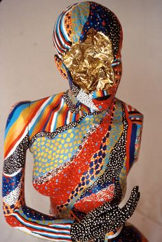 Art Mannequins Sophia and Gillian Join Part of a Larger Art Community - onlineseries. Pinterest Diy Crafts, Mannequin Art, Deco Originale, Black Artwork, Visual Display, Paperclay, Human Art, Community Art, Large Art