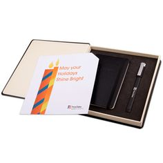These are an excellent executive or employee gift. It's just so classy!