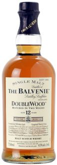 Balvenie Doublewood...  smooth, not as good as Balvenie Single Malt 14 Yr. Rum Cask 750ML but easier to find
