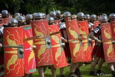 Roman invasion III by Sockrattes