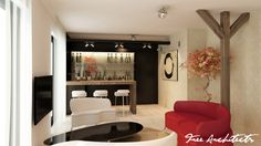 Master bedroom mini bar 2013