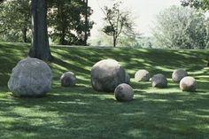 Grace Knowlton Sphere Sculpture