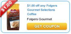 Folgers, Alouette, Kelloggs, Larabar, Triscuit   More Printable Coupons
