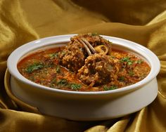 ITC Rajputana Speciality of the Day: Maans aur Bajre ka Soyeta    It is a melange of pearl millet & lamb which is cooked together with Rajasthani spices. Share this image if you want to try out this peppery dish.     To book your table at ITC Rajputana, please write in to reservations.itcrajputana@itchotels.in.    #ITCHotels #Jaipur #Food