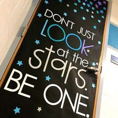 Be A Star Door Decoration Set