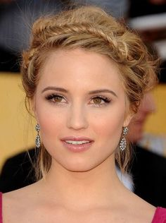 You loved Dianna Agron's ethereal beauty look--and we're telling you how to get it!