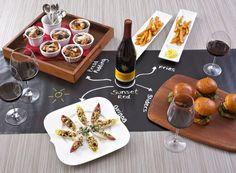 Wine paring made simple - #WineParing #WineNight http://www.brioitalian.com/bar_brioso.html?view=full