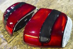 Восстановление фар авто Restoration of headlights of a car