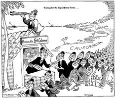 Stars of Political Cartooning - Theodor Geisel  Geisel's anti-Japanese racism portrayed a common fear of the time.