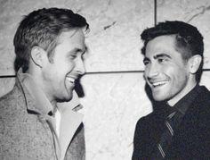 Ryan Gosling and Jake Gylenhaal