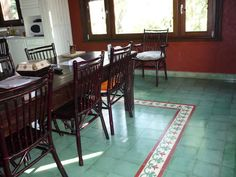 Floor Design, House Design, Kerala Houses, House Tiles, Moroccan Tiles, Home Renovation, My Dream Home, Decoration, Sweet Home