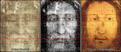 Znalezione obrazy dla zapytania prawdziwa chusta świętej weroniki