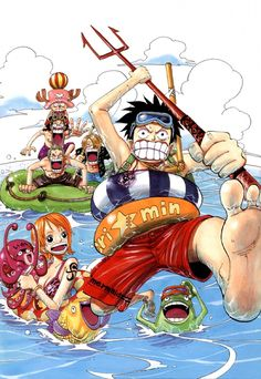 --One Piece--idiot XD