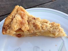 Try our Dutch apple pie recipe with cinnamon and nutmeg, and enjoy a great favorite, from Food.com.