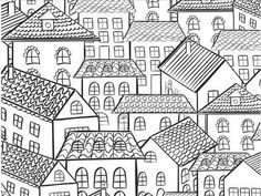 Adult Colouring Pages – Stress Relief