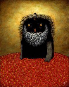 andy kehoe, los espiritus del bosque — lamono blog