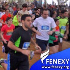 via @leseasonnier There we were. Run run run !!! Calella Fenexy Race