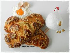 Elpida's Little Corner! Eat Greek, Greek Cooking, Little Corner, Sweet Recipes, French Toast, Muffin, Food And Drink, Health Fitness, Easter