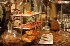 Catering Ideas, Sparkling Wine Breakfast
