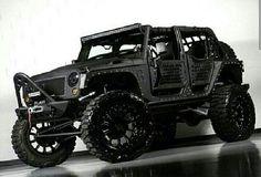 My dream Jeep Mod