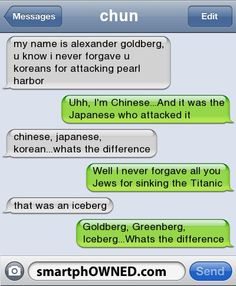I never forgave - Jul 28, 2012 - Autocorrect Fails and Funny Text Messages - SmartphOWNED