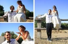 Un mariage chic et nature en Provence #Wedding #Provence