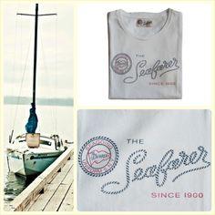 The Seafarer t-shirt #theseafarer #seafarer #tshirt #spring #summer #collection