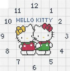 sandylandya@outlook.es Hello Kitty clock