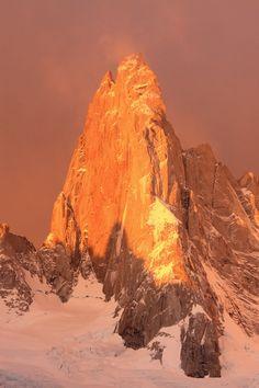 saint exupery at sunrise, argentine patagonia | nature + landscape photography #adventure