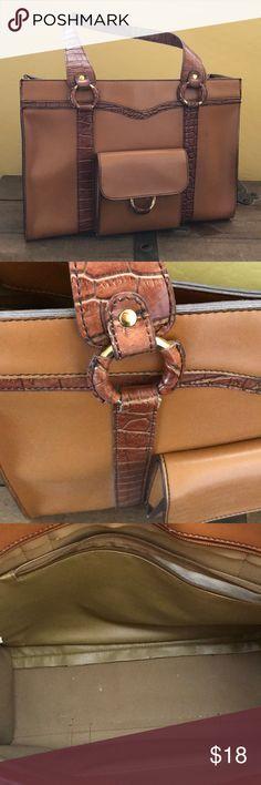8bfa7a362cee Women s Faux Leather Laptop Purse Faux leather purse