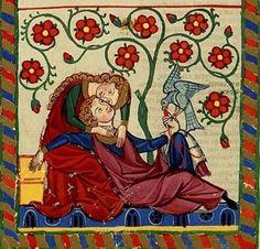 Imágenes esponsales en el Cantar de los Cantares y en El Castillo interior