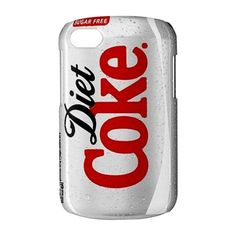 Diet Coke Coca Cola Can BlackBerry BB Q10 Q 10 Case Cover