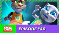 Talking Tom and Friends - Angela The Cheerleader ( Episode 40 )