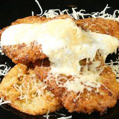 Hungarian Recipes, Delicious Dinner Recipes, Cauliflower, French Toast, Food And Drink, Vegetarian, Snacks, Meat, Chicken