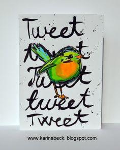 http://karinabeck.blogspot.com/2014/11/tweet-birds.html