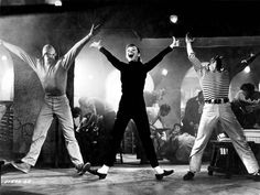 Audrey Hepburn in Funny Face. This is possibly the greatest 60's dance scene ever.