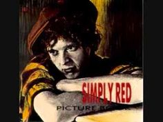 Artists-Simply Red Album-Picture Book Label-Elektra Records This is my first Full Album upload of legendary music group Simply Red's 1985 Release P. 80s Album Covers, Famous Album Covers, Greatest Album Covers, Kinds Of Music, My Music, Art Garfunkel, Mick Hucknall, Nostalgia, Red Pictures
