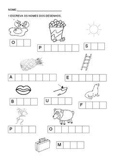 Atividades Para Alfabetização » GENERALIZADOCOMBR