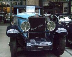 Hispano-Suiza  H6C H6B 8 litre Open Tourer (1925)  -  Meilenwerk Berlin      NK 78 BE 32