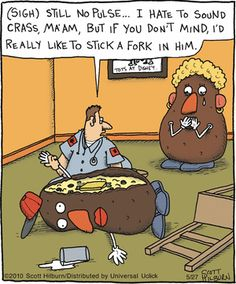 cartoons about mr potato head - Yahoo Image Search Results