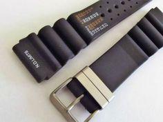 cinturino orlogi mod. citizen N.D. limits caucciù varie misure 22 o 24 mm seiko Seiko, Citizen