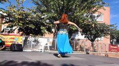 Rosalia Gallego Avila = Rosalynd Belly Dance al Event Benefic Penya Barc...